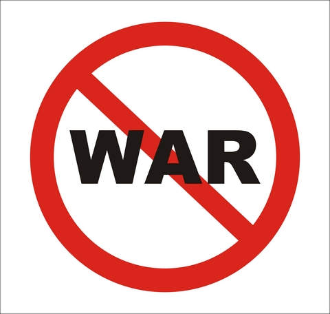 Let us keep the equation short and simple: no wars, no refugees. The Bridge MAG. Image