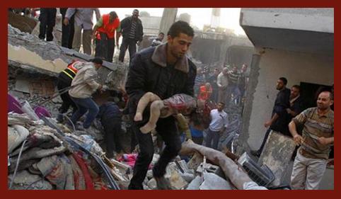 Gaza, le bilan humain s'alourdi. Gaza, l'imbroglio ou l'affaire Dreyfus de  l'ère moderne. The Bridge MAG. Image