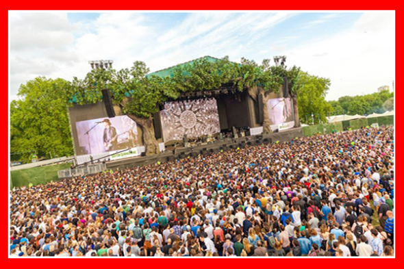 Le 'British Summer Festival' est devenu une tradition au Royaume-Uni. The Bridge MAG. Image
