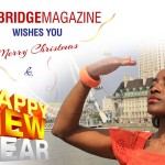 Happiness is a choice, it comes from within us. Choose to expand your mind and to focus on the good. The Bridge Magazine wishes for everyone to accomplish their highest aspirations throughout the year and beyond. The Bridge MAG. Image