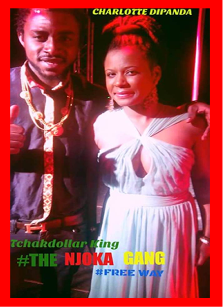 I feel so lucky and blessed for being able to sing alongside the likes of Charlotte Dipenda.( A world famous Afro pop singer from Cameroon. 'born with a nightingale's voice') The Bridge MAG. Image