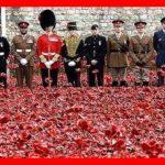 Hypocrisie généralisée des dirigeants du monde qui se réunissaient pour commémorer les pertes massives des deux guerres mondiales catastrophiques tout en orchestrant de nouvelles. The Bridge MAG.Image