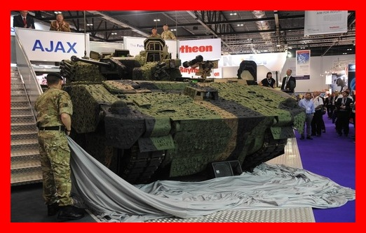 London arms trade fair- the world's biggest arms fair. The Stockholm International Peace Research Institute (SIPRI) found that the UK was second only to the United States in terms of generating money from the arms trade. The Bridge MAG. Image