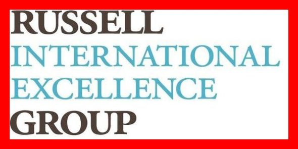 The Russell Group is a self-selected association of twenty-four public research universities in the United Kingdom. Ex: Cambridge, Oxford, St. Andrews, the London School of Economy, Imperial College, London. The Bridge MAG. Image