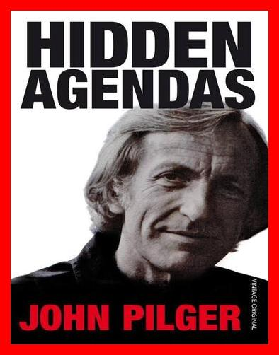 John Pilger is one of the world's pre-eminent investigative journalists and documentary film-makers. The Bridge MAG. Image