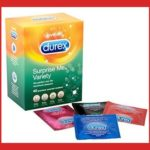According to statistics the Durex Surprise Me Variety Condoms are the world best seller. The premium assorted ideal mix for maximum pleasure is now on sale: Click the following link to learn more about http://amzn.to/2EEbYfY The Bridge MAG. Image