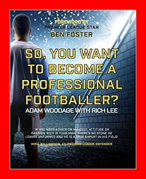 Click the link below to learn more about Richard Lee Self-explanatorily titled book, So You Want To Become A Professional Footballer? http://amzn.to/2IyKvL5 The Bridge MAG. Image