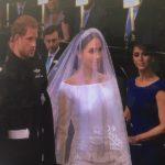 Nuptialité des tourtereaux royaux. Le prince Harry et sa sublime princesse Meghan Markle. The Bridge MAG. Image