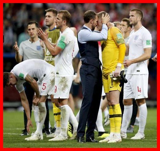L'Angleterre n'a peut-être pas atteint la finale de la Coupe du Monde, mais l'équipe de Gareth Southgate a levé la barre très haute  en atteignant la demi-finale, ce qui n'a pas été réalisé par l'équipe nationale depuis 1990. The Bridge MAG. Image